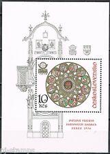 Tsjechoslowakije blok 35A Praga 1978 UPU MNH Cat waarde € 7