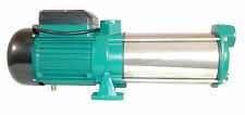 """IBO 1""""MHI1800SS booster centrifugal water PUMP 2.5HP 1800W 80m 100L HEAVY DUTY"""