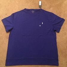Polo Ralph Lauren T-Shirt Foster Blue Men's Xl NWT