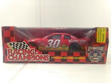 Rare 50th Nascar Mike Cope #30 Slim Jim Chevy 1:24 Scale Diecast 1998 NEW dc1725
