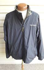 Vtg 90s Polo Sport Ralph Lauren Spell Out Windbreaker Jacket Sz Large Vented Zip