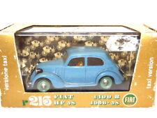 Brumm Fiat 1100 / 508C saloon blue