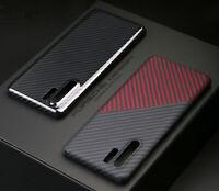 100% Original Aramid Carbon Fiber Case Slim Cover For Huawei Mate 30 P30 Pro P20