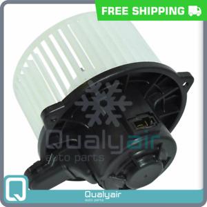 AC Blower Motor fits Hyundai Accent, Azera, Entourage, Sonata, Tucson QH