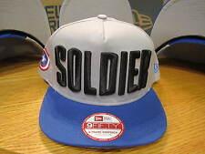 Captain America Winter Soldier A-Frame Marvel Comics New Era Hat SM-MED NWT 0316