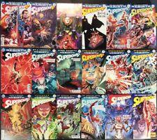SUPERWOMAN #1 - 18 DC Comic Books SERIES REBIRTH LANA LANG LOIS LANE SUPERMAN