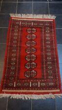 rood Oosters tapijt