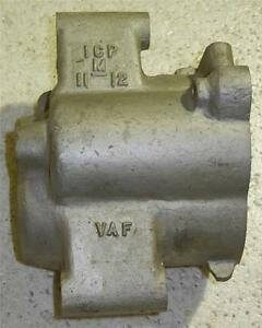 AJS Matchless CP gearbox shell case 1-CP-16 NOS brand new original gear box part