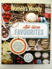 ~ALL-TIME FAVOURITES by Australian Women's Weekly (Hardback, 2015) - VGC~