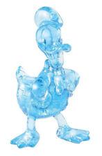 Hanayama Cristal Galería 3D Puzzle Disney Donald Duck (Azul) 4977513076074