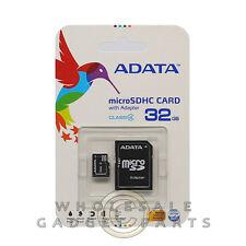 ADATA 32GB Micro Memory Card Flash Memory Storage Data Capacity Information Info