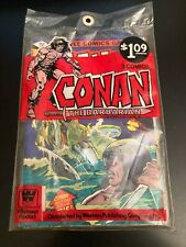 Wow! SEALED *Whitman 3-Pack* of Bronze Age CONAN Comics! (#98,100,103) Rare!