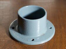 NOS Delta Rockwell Cast Iron Sleeve Column Flange Bracket p/n 410031055001