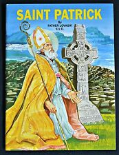 St Patrick SC Children's Book Patron of Ireland Catholic Faith #385 Saint