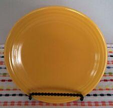Vintage Fiestaware Yellow Bread Plate Fiesta Small Side Plate