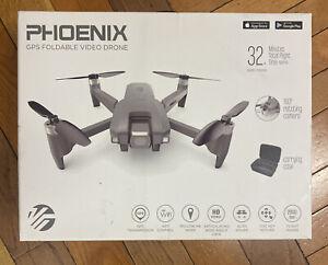 Brand New Vivitar DRC-LSX10 VTI Phoenix Foldable Camera Drone
