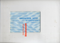 Honda NC50-K1 Express (1977 >) Genuine Owners Riders Manual Hand-Book BL96