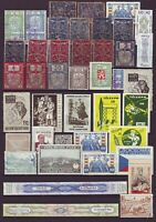 s3380/ Czechoslovakia Czech Revenue Locals Collection/Lot (42 stk)
