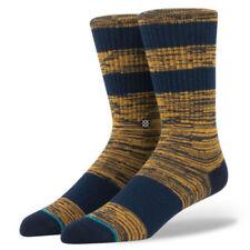 Calze e calzini da uomo blu Stance misto cotone