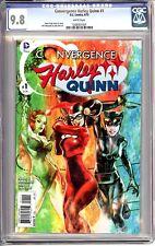 Convergence Harley Quinn #1 CGC 9.8