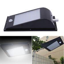 LED Solar Power 81Leds PIR Motion Sensor Garden Pathway Panel Lamp Outdoor Light