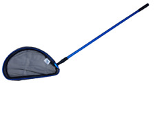 More details for pondh2o light n easy skimmer net with telescopic 70 inch pole, pond skimming net
