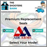 Premium Replacement AirArms Air Rifle Seal S400,HFT500,S510,FTP900,EV2 & Galahad