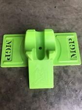 New MGP Kick Push Scooter Stand Green
