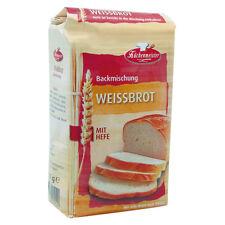 BIELMEIER / KÜCHENMEISTER Brotbackmischung Weissbrot / 15 Stück á 500 g