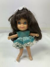 VHTF Telly Viddle Doll Only 1968 Liddle Little Kiddles