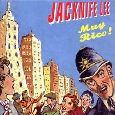 Jacknife Lee Muy rico  [CD]