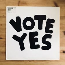 "Dada Life Vote Yes 12"" Vinyl Single 2007 Prestel Records"