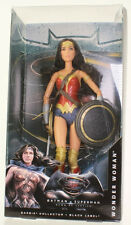 Mattel - Barbie Doll - 2015 Batman V Superman Dawn of Justice Wonder Woman
