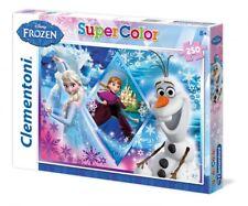 Disney Die Eiskönigin / Frozen SuperColor Puzzle 250 Teile / 250 parts - NEU NEW