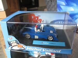 Michel Vaillant-Jean Graton-Voiture Formule1-LM07-dans sa vitrine-Neuve