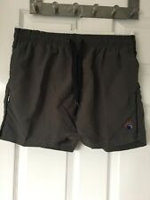 Dark Green Swimshorts Size L/46