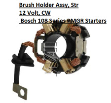 STARTER BRUSH HOLDER FITS BMW Model: 325, 325e, 325es, 325i, 325iX, 325is, 525i,
