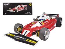 1976 Ferrari 312 T2 #1 Niki Lauda Monaco GP Elite Edition 1/18 Diecast Car Model