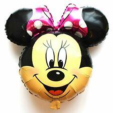 R35F10 not Helium balloon Disney Minnie Maus Folienballon Kinder Party Geschenk