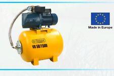 POMPA AUTOCLAVE ELETTRICA elettropompa 1500W VB 50/1500 SERBATOIO 50L acqua