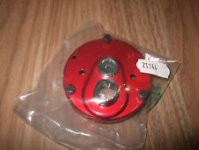 ABU AMBASSADEUR 5000C / 6000C RIGHT SIDE PLATE RED PART NUMBER 21144