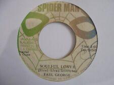 "New ListingEarl George Soulful Lover Spider Man Rockers Reggae 7"" Hear"