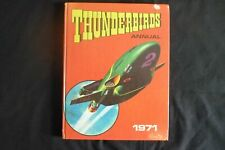 Thunderbirds Annual 1971   (b10) Comic Grade VG