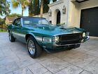 1969 Ford Mustang Shelby GT500 1969 Shelby GT500 Convertible, #1 condition, numbers matching, BEAUTIFUL CAR!!