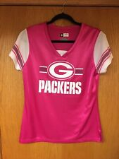 pink packers jersey