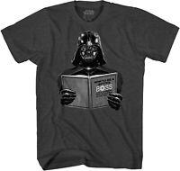 Star Wars Darth Vader Dark Side Empire  Adult Tee Graphic T-Shirt for Men Tshirt