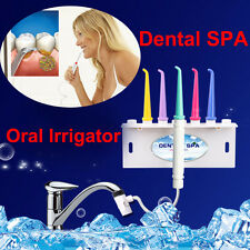 Dental SPA Oral Irrigator Care Unit Clean Teeth Tools Water Floss Flosser Jet