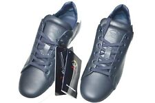 NEW PAUL & SHARK Sneakers Sport Leather  Shoes Size Eu 43 Uk 9 Us 10 PS1