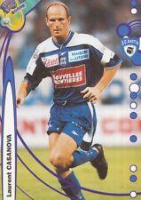 024 ALAIN CASANOVA # FRANCE SC.BASTIA CARD CARTE DS FRANCE FOOT 1999-2000
