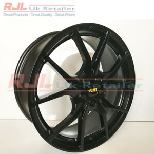 Rs Mk3 2016-2019 Yellow Mountune fits Black Forged Alloy Wheel Centre Caps 54mm